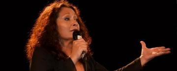 Ángela Irene lleva la zamba a todo el país