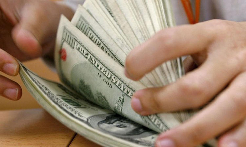 El dólar subió 80 centavos y cerró a $43,40