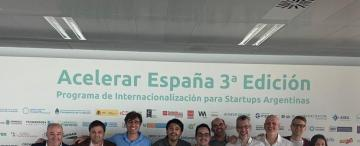 La startup IM Packing viaja a España