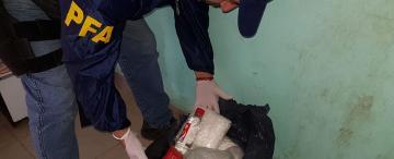 Narcotráfico: la banda narco tenía un centro para estirar la droga que traficaba