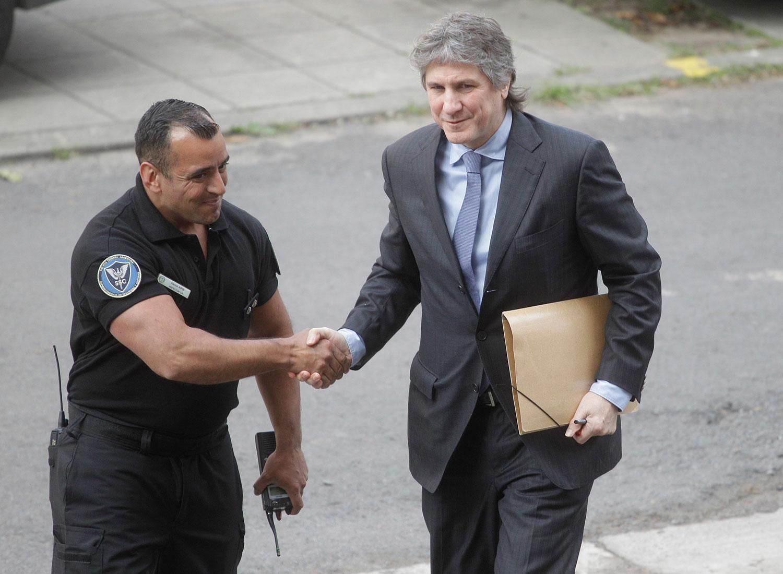 Casación confirmó la condena de Boudou en la causa Ciccone