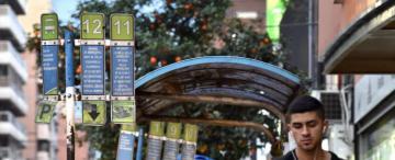 La protesta de UTA: el paro complica la vida laboral y las ventas