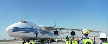 El Antonov en Tucumán: