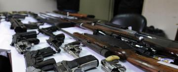 Crece el uso de armas de fuego en homicidios