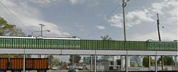 Proponen un tren elevado y eléctrico para unir siete ciudades del Gran San Miguel de Tucumán