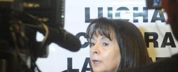 """Susana Trimarco: """"la Justicia está actuando a media tinta, como siempre"""""""