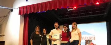Un tucumano creó un alimento a base de cerveza y fue premiado en Rosario