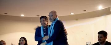 """La campaña de Gómez Centurión se nutre de grupos """"provida"""" y evangelistas"""