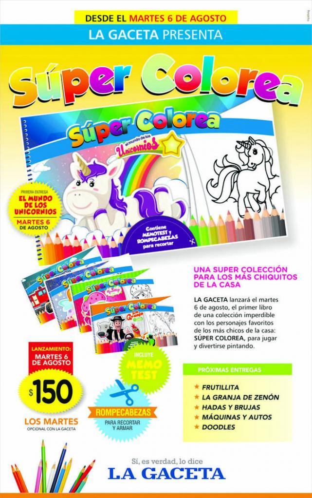 Una Súper Colección Para Los Más Chicos La Gaceta Tucumán