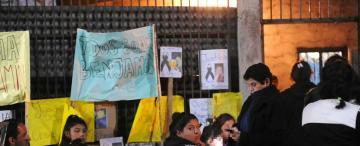 La Policía define una línea de investigación en el crimen de Benjamín