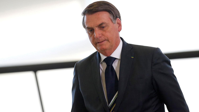 Bolsonaro dice que los argentinos pueden huir a Brasil si gana Alberto