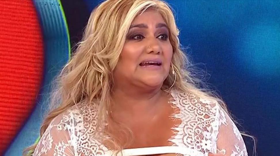 La reacción de Morena Rial tras la durisima frase de Gladys
