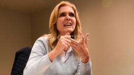 Silvia Elías de Pérez tildó de hipócrita al gobernador Juan Manzur