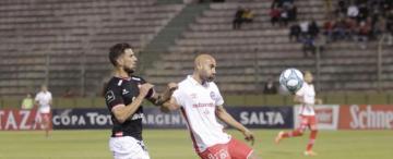 San Martín tuvo un estreno agridulce y fue eliminado de la Copa Argentina