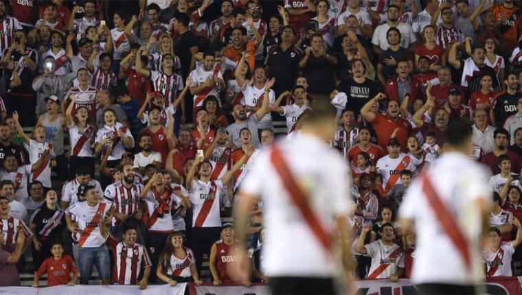 River en la Libertadores y la Primera Nacional, lo más destacado para ver por TV
