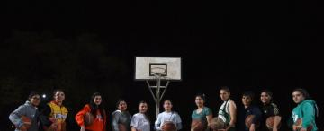 Lomas de Tafí: el megabarrio tucumano practica deportes