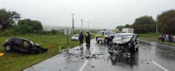 Accidentes de tránsito: se registran bajas en las cifras de casos mortales