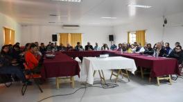 El Senasa, los gobiernos y los productores encaran la lucha contra las langostas