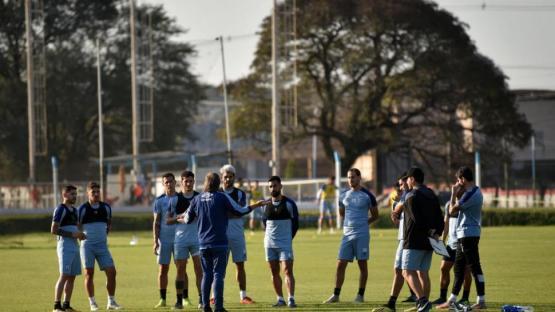 Con las vueltas de Gissi y Cabral, Atlético dio a los concentrados para enfrentar a Aldosivi