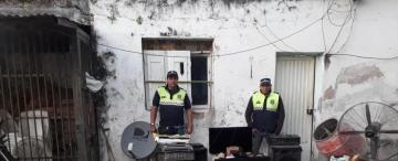 Atrapan a una banda que robaba en Raco y en El Siambón