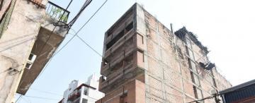 Liquidarán el edificio que Barenbreuker debía construir