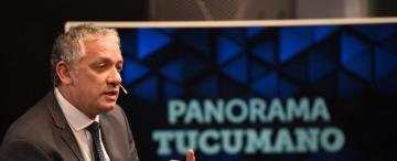 La avionitis también la padece Juan Manzur: el editorial de Van Mameren