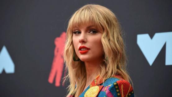 Taylor Swift, la mujer mejor paga en la industria musical