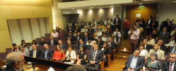 """Abogados piden a las autoridades """"gestos"""" que devuelvan la fe en el Poder Judicial"""
