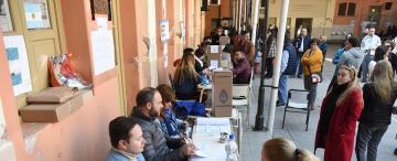 """La Junta Electoral """"ahorra"""" $3,75 millones tras un control"""