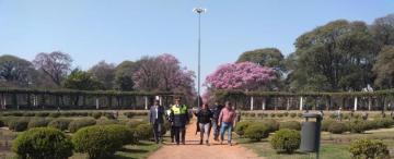 La Municipalidad confirma que El Rosedal será enrejado antes de fin de año