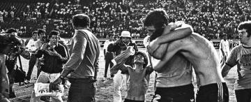 Los chicos mágicos, con Maradona y el tucumano Meza