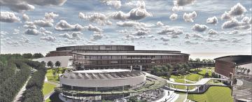 Diseñar el Centro Cívico costará alrededor de $ 160 millones