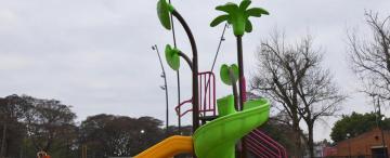 Se inaugura la segunda etapa del parque