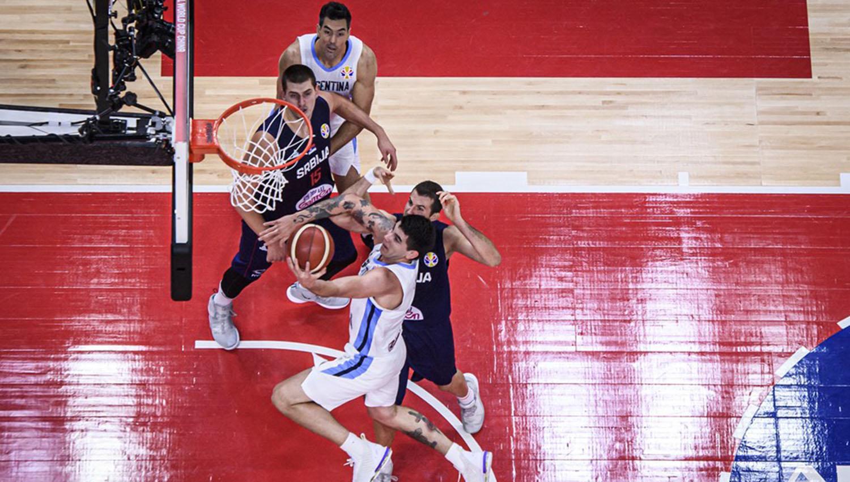 Mundial de básquet: Argentina jugará la semifinal el viernes a las 9, en  Pekín - LA GACETA Tucumán