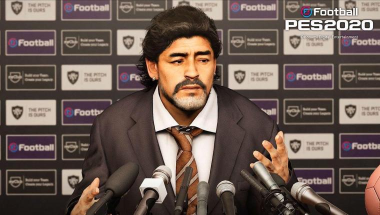 Maradona: Un legado garantizado en los videojuegos