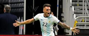 "Lautaro Martínez, un ""Toro"" goleador"