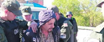 Piccinetti siempre estuvo en Bolivia y cambió su aspecto