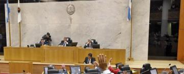 La Justicia local podrá aplicar la ley contra los dealers, según Jaldo