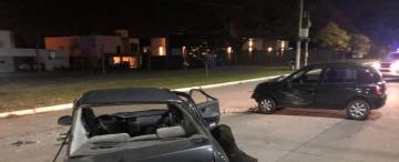 Un conductor muerto en un choque múltiple en Yerba Buena