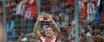 Luciano Pons: sus goles no distinguen categorías