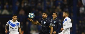 Con Vélez no hay caso: Atlético volvió a sufrirlos