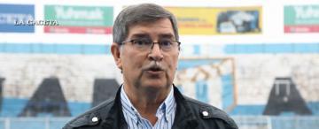 Juan Vizcarra, el encargado de la intendencia del Monumental y de cuidar el Complejo