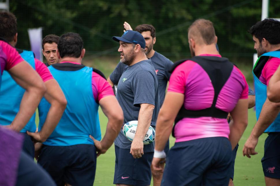 El equipo de Los Pumas para el debut ante Francia — Confirmado