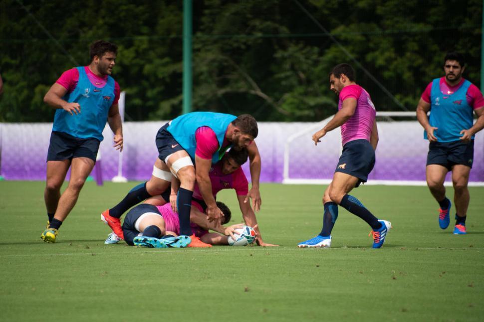El anfitrión Japón y Rusia abren los fuegos del Mundial de Rugby