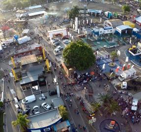 ¡Todo listo! Hoy empieza la Expo Rural Tucumán 2019