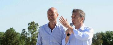 Con Manzur de viaje, Macri llega a Tucumán