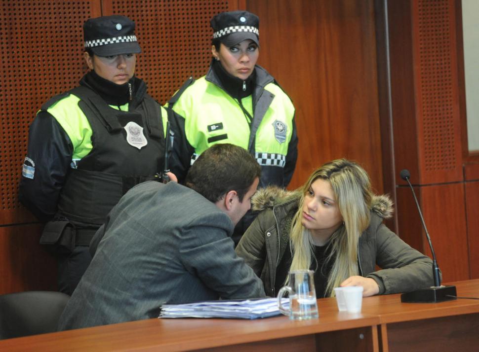 Sabrina Pasarín seguirá con prisión preventiva
