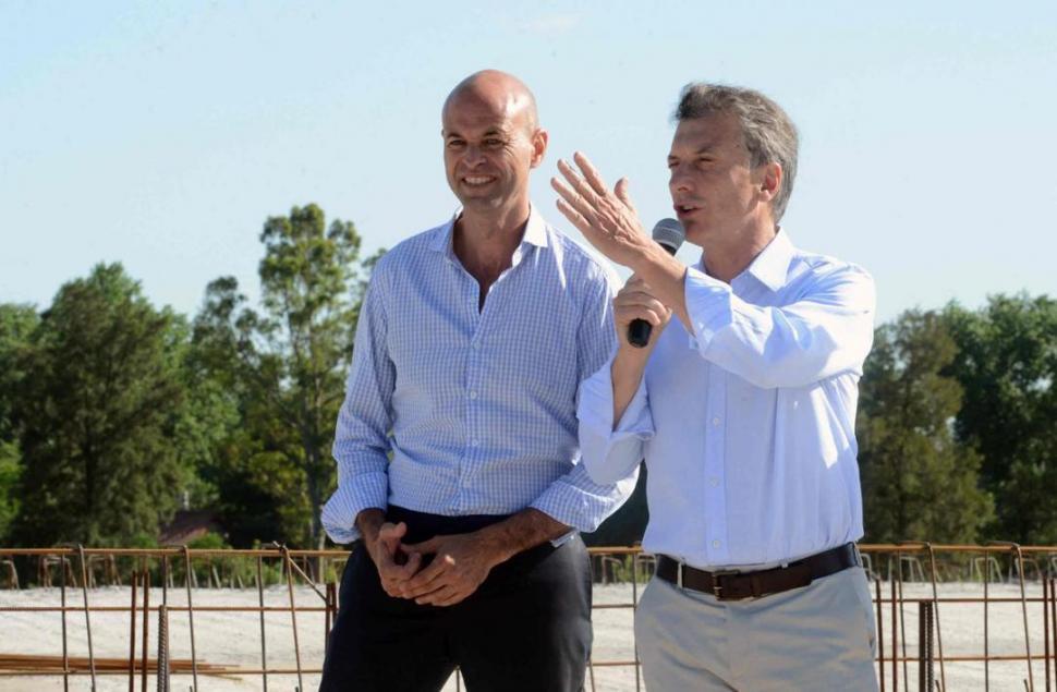 El imprevisto de Macri: le sonó el celular mientras daba su discurso