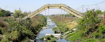 Se cumple un año de la caída del puente, pero aún no se conocen las causas