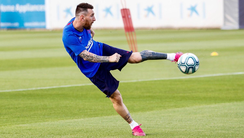 Messi y el nuevo 'tridente': ¿titulares en Granada?